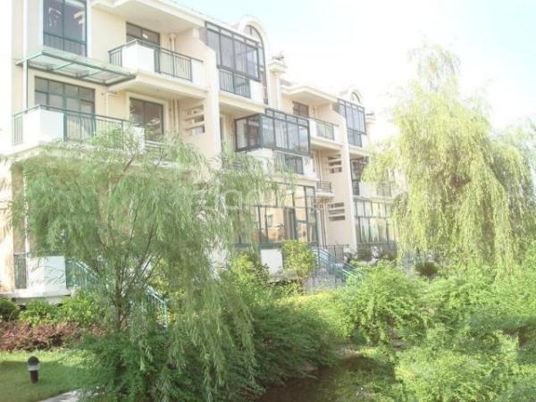 合众湖畔花园 叠加别墅 精装全配 满五年少税费有钥匙